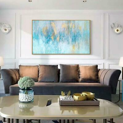 Large Modern Abstract oil painting 100% Hand-painted on canvas No Frame 48in