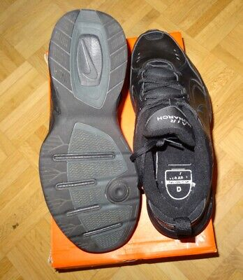 * Nike Sportswear * Air Monarch IV* Leder * Gr. 45 * black *