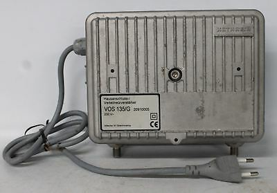 KATHREIN House Connection Amplifier For HFC CATV Networks VOS 135/G 20910005