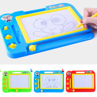 Magnetic Drawing Writing Painting Boards Doodle Mats For Children Kid Gift