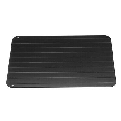 Fast Defrosting Tray Defrost Beef Meat Frozen Food Quickly Without G3H9