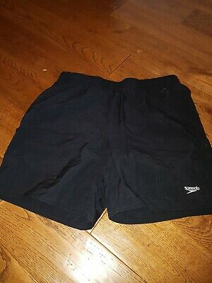 Boys Speedo Swimming Shorts Age 12-13