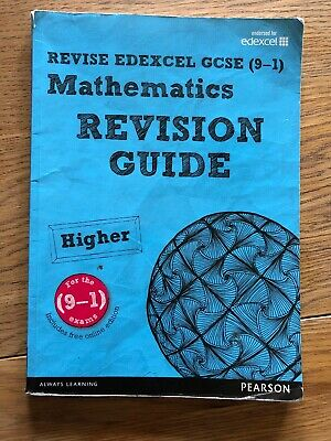 Revise Edexcel GCSE (9-1) Mathematics Higher R by Harry Smith New Paperback Book