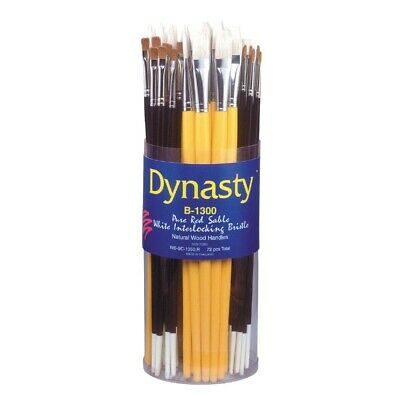Dynasty Oil & Acrylic Brush Assortment