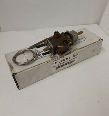 PEL Thermostatic Gas Control  25ST 300C RTCU700289