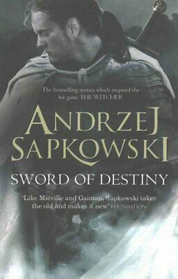 Sword of Destiny Witcher 2: Tales of the Witcher 9781473211544 | Brand New