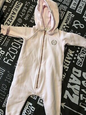 River Island Mini Baby Girls Suit 6-9 Months Only Worn Once ❤️