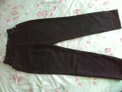 Ladies/girls Trousers Size 10 Missguided used