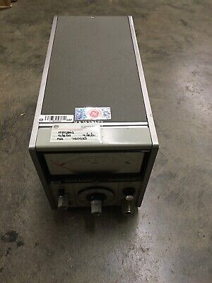 AGILENT/ HP 435B POWER/ Frequency METER