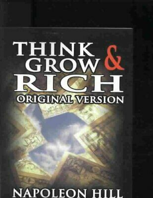Think and Grow Rich by Napoleon Hill 9789569569616 | Brand New