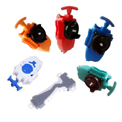 Beyblade Burst B-11 String Launcher Booster Beylauncher Power  w/ Handle GRIP wh
