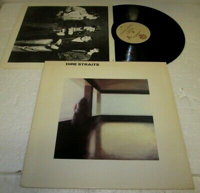 Dire Straits Self Titled 1978 Debut Lp Nm Near Mint Us Wb Vinyl Sultans Of Swing