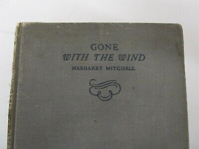 Gone With the Wind Margaret Mitchell 1936 First Edition