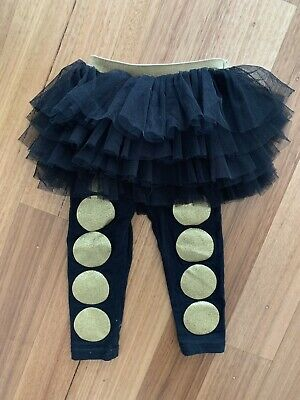 Rock Your Kid Tutu Leggings Size 2.