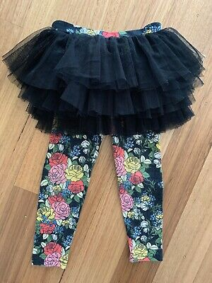 Rock Your Kid Tutu Leggings Size 3
