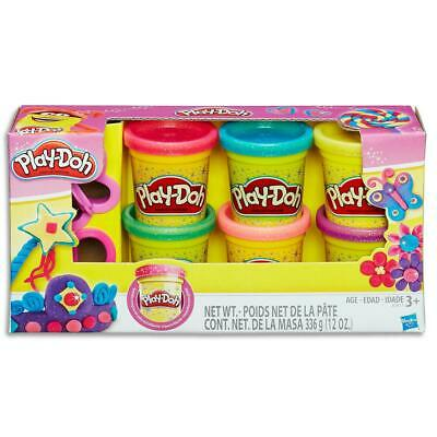 Sparkle Compound Tubs Set - Play-Doh Free Shipping!