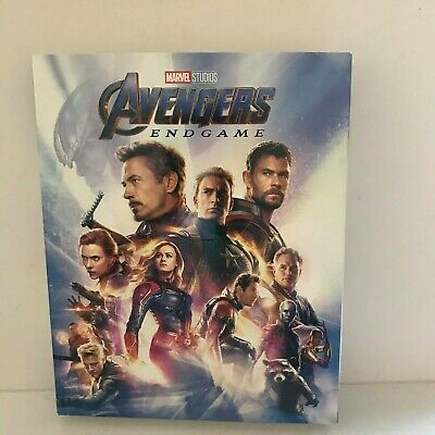 Marvel Avengers Endgame 4K Ultra HD Movie Disc Only (No Blu-Ray No Digital)