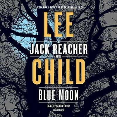 Blue Moon (Jack Reacher #24) by Lee Child -  [Audiobook]