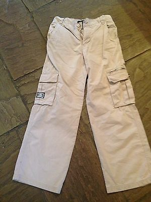 Calvin Klein Boys Chino Trousers Age 12 Years