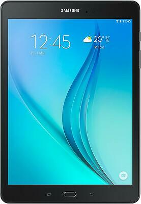"Samsung Galaxy Tab A SM-T550, 16GB, 9.7"", Android Tablet, WiFi, Black, Free VR"
