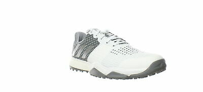 Adidas Mens Adipower S Boost 3 White Golf Shoes Size 9.5 (547501)