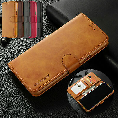 Luxury Magnetic Flip Wallet Leather Case Cover For Sony Xperia Phones XA XZ P