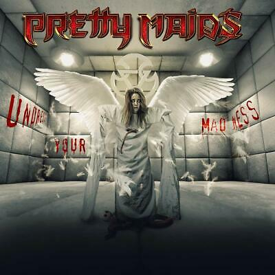Pretty Maids - Undress Your Madness (2019 CD) (NO jewel case)