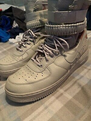 NIKE SF AF1 Air Force 1 SPECIAL FIELD DESERT CAMO 864024 202