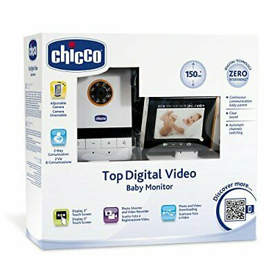 Top Digital Video Baby Monitor Chicco