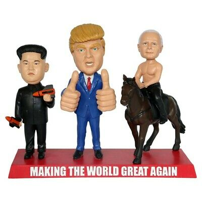 MAGA President Donald Trump Make America Great Again Bobblehead