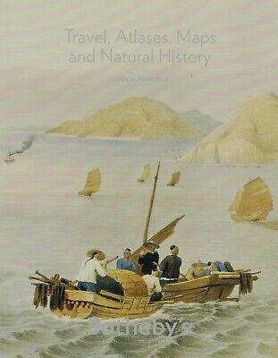 Sotheby's Travel, Atlases, Maps & Natural History Auction Catalogue May 2009