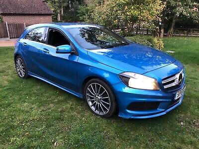 2015, Mercedes, A220 Cdi, Amg Sport, Automatic, Bargain Priced To Sell