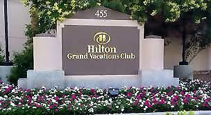 Hilton Grand Vacations On Paradise Floating Week 7,000 HGVC points