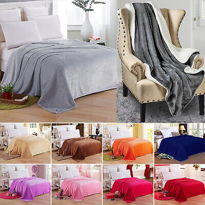 Washable Faux Fur Rug Ultra Soft Shaggy Warm Pile Rugs Carpet Mat Cover Blanket