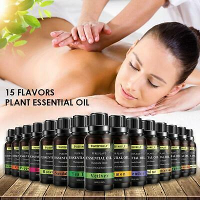 30ml Aromatherapy Yoga Essential Oils Natural & Pure Essential Oil Fragrances US