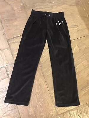 Girls Next Sp Black Jogging Bottoms Age 12 Years Excellent Condition