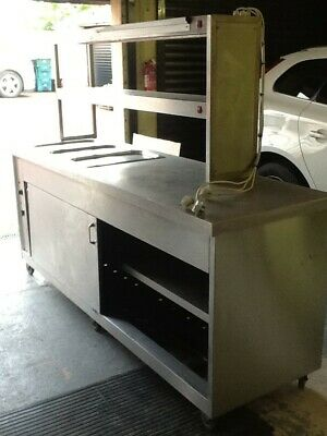 commercial carvery hot cupboard