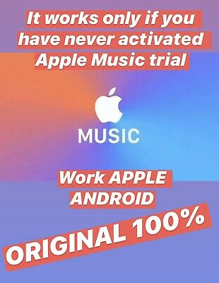 Apple Music 4 Mesi Senza Vincoli Voucher Black Friday 2019 1€ For Apple Android
