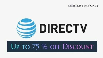 DirectTV || Ultimate 240+ Channels|| 1 ||Year Subscription Warranty ⚡️INSTANT⚡️