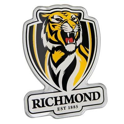 Richmond Lensed Chrome Decal