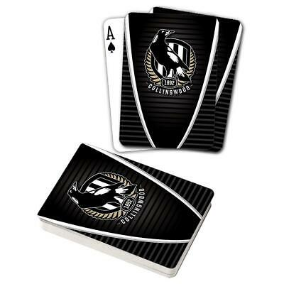 Collingwood Playing Cards