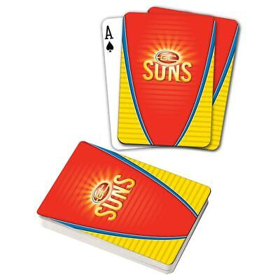 Gold Coast Suns Playing Cards