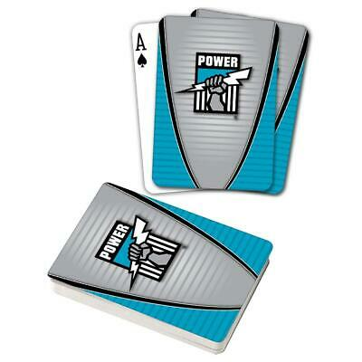 Port Adelaide Playing Cards