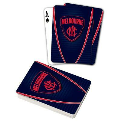 Melbourne Demons Playing Cards