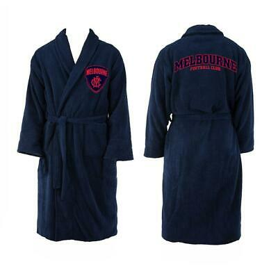 Melbourne Demons Youth Long Sleeve Robe