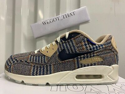 NIKE ID LEVIS AIR MAX 90 SIZE 8.5