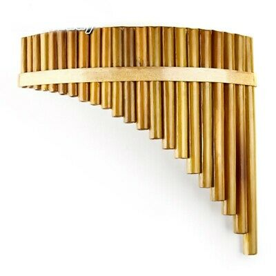 Pan Flute 15 Woodwind Pipes Handmade Music Instruments Flutes Pipe Musical Pans