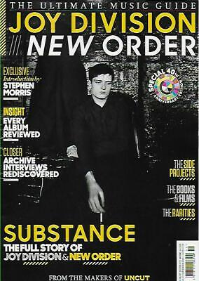 ULTIMATE MUSIC GUIDE- JOY DIVISION : NEW ORDER *Post included to UK/Europe/US
