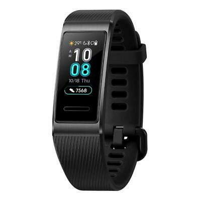 Huawei Band 3 Pro, Obsidian Black Fitness Activity Tracker GPS Herzfrequenz