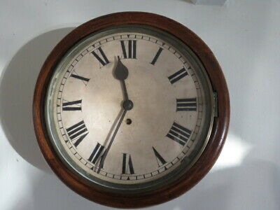 Antique 8 Day Chain Driven Fusee Dial Clock